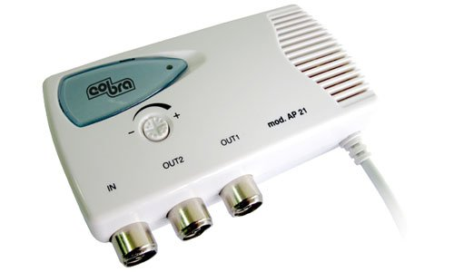 Amplificatore-dAntenna-COBRA-mod-AP21-1-ingresso-2-uscite-con-filtro-LTE