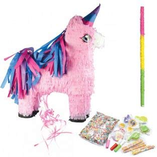 ScrapCooking Coffret Piñata Licorne et Ses Surprises + bâton