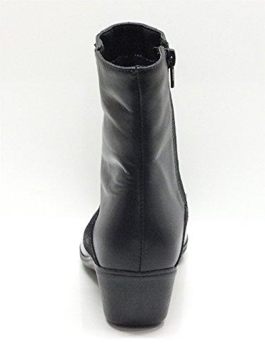 Cinzia Soft 567 S Nero, Damen Stiefel & Stiefeletten  Schwarz Nero Nero