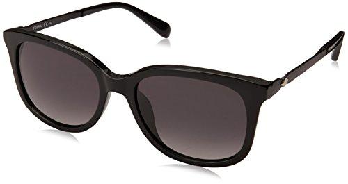 Fossil fos 2079/s, occhiali da sole donna, black, 53
