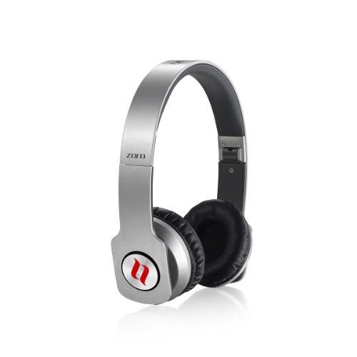 Noontec MF3114(S) Zoro Professional On-Ear-Kopfhörer silber