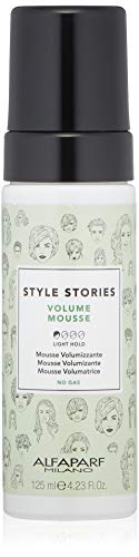 AlfaParf Style Stories Volume Mousse (Light Hold) 125ml -