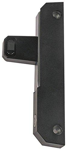 Schubladenverschluss ERGO für Kühlgerät Länge 185mm Breite 23,5mm abschließbar EP rechts/links Kunststoff/Metall