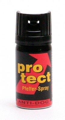 Pfefferspray Protect (40ml) extra stark -Breitstrahl