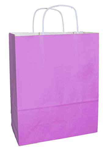 20-purple-thepaperbagstore-twist-handle-paper-carrier-bags-10x45x12-choose-your-size-and-colour