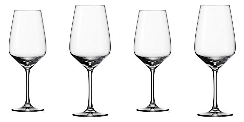 Villeroy boch-Vivo &Voice Basic Lot de 4 de Verres à vin Rouge