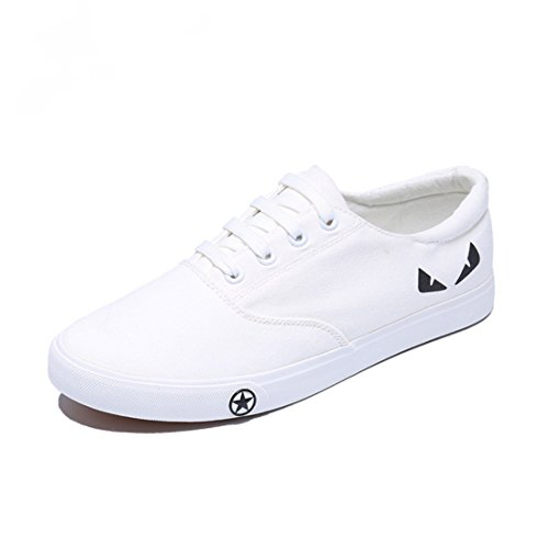 Men's Looper Zapatos Hombre Causal Shoes Men white