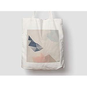 banum Pastell No.1 — Jutetasche, Baumwolltasche, Einkaufstasche, Jute, Jutebeutel, Tragetasche, Stofftasche, Tasche…
