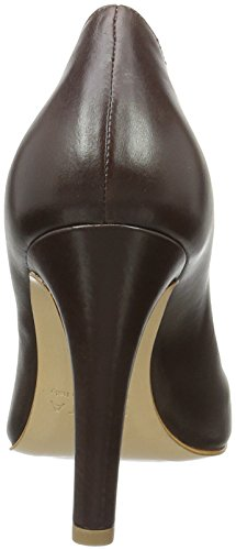 Evita Shoes - Cristina, Scarpe col tacco Donna Braun (dunkelbraun 22)