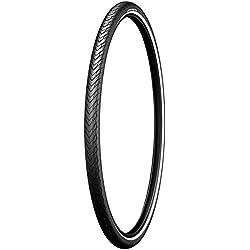 Michelin Protek Cubierta, Negro, 700 x 35