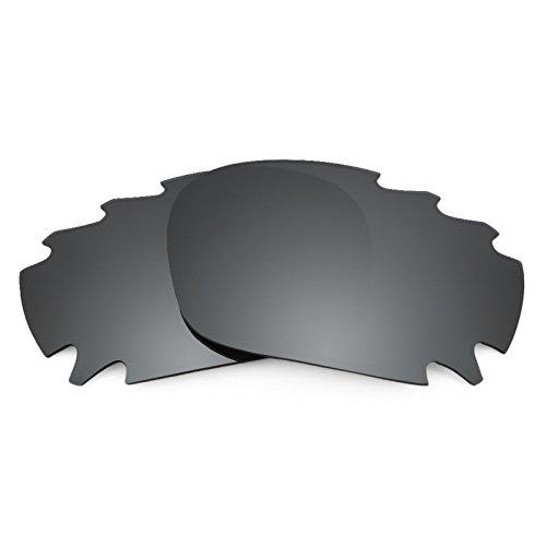 Revant Ersatzlinsen für Oakley Racing Jacket Vented Schwarz Chrom MirrorShield®