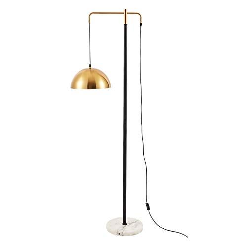 Hohe Schwarz Mainstehleuchte, Post-modernen Minimalistischen Stil Wohnzimmer Lese Schlafzimmer Arbeitszimmer Bürostehleuchte, Einzigartige Angeln Leinen Lampshade Entwurf Standleuchten