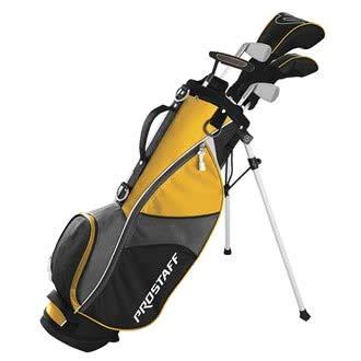 WILSON Pro Staff JGI Junior Jeu de Golf Taille M (8-11 Ans)...