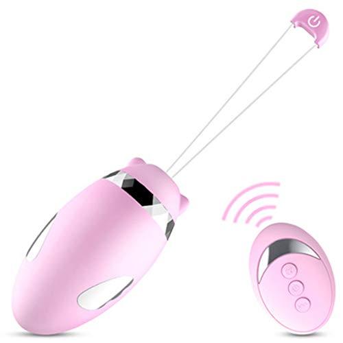 meiqiqi niedlich springen Bär Elektroschock Puls vibratorens Wireless Kegel Ball Vibrierende Eier Simulator weibliche Masturbation sechs Spielzeug Frauen, -