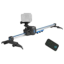 Movie Maker 2 Set - Electronic Camera Slider & 360° Panorama Time Lapse System for Small Cams