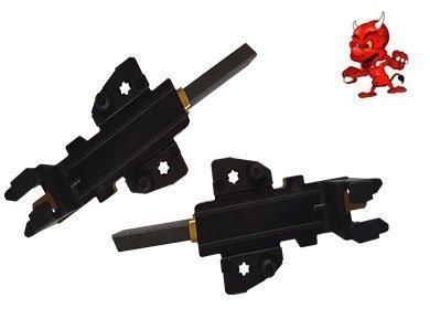 Kohlebürsten Motorkohlen für Bauknecht WA3773/WS-D, WA3773S/WS-D, WA3774/FH-D mit CESET Motor