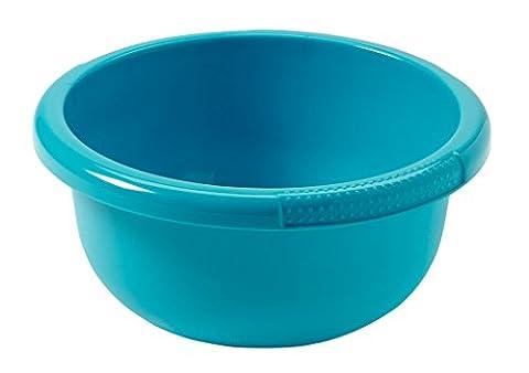 Curver Round Bowl, Molokai Blue, 6.3 Litre