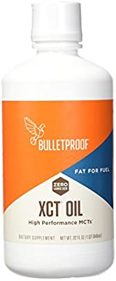 Bulletproof Upgraded MCT / XCT Oil 946ml - 32 FL OZ by Bulletproof