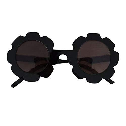 Elsta Sonnenbrille Baby Kinder Jungen Mädchen Sonnenbrille Comfort Sonnenbrillen Karikatur Sport Brillen Sonnenschutz Sunglasses Universeller Rahmen Alter 6 Monate bis 2 Jahre Sehr Komfortabel
