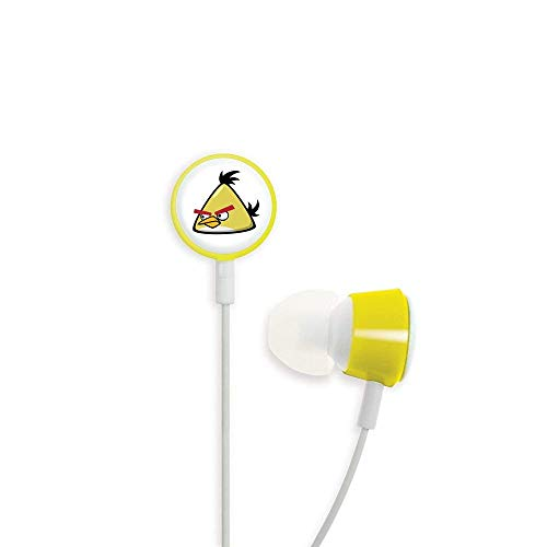 Gear4 Angry Birds Tweeters Stereo In-Ear Stereo Kopfhörer - Yellow Bird Angry Birds Iphone