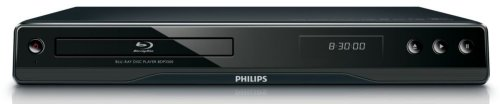 Philips BDP 2500/12 Blu-ray Disc-Player (HDMI, Upscaler