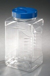 Stackable Stor-Keepers 80oz by ARROW PLASTICS MFG. - Stor-keeper
