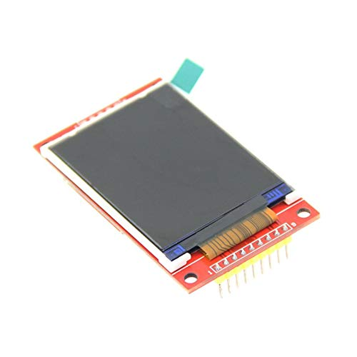 2 2 inch 4-Wire SPI TFT LCD Display Module 240x320 Chip ILI9341  51/AVR/STM32/ARM/PIC - Red