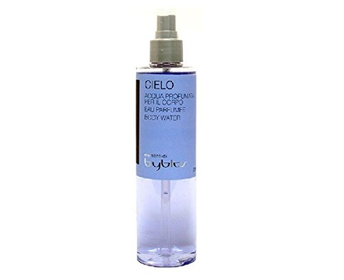 acqua profumata per il corpo cielo 250 ml vapo