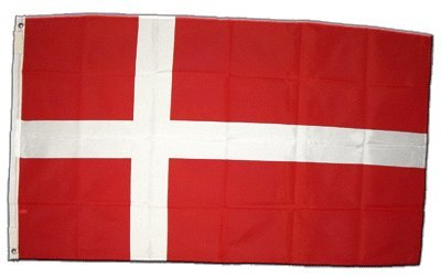 Flagge Dänemark - 60 x 90 cm