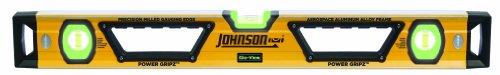 Johnson Level Tool 1707–2400 gloview et niveau à bulle, 1707-2400, 0 voltsV