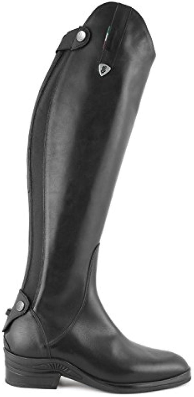 Umbria Equitación Botas de hípica de piel tamaño 35. Gemelo L _ 38 _ S  -