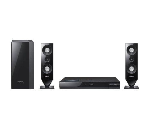 Samsung HT-C6800 cine en casa - Equipo de Home Cinema (Blu-Ray, CD-R, CD-RW, DVD, AVCHD, DIVX, MKV, XVID, 500W, 2.1, MP3, WMA)
