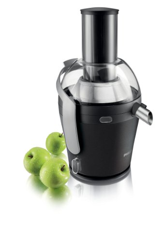 Philips HR1869/01 Juicer (2 Speeds, XXL Filling Hole) black