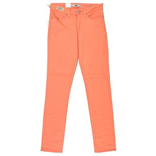 Mavi, Damen Jeans Hose, Sophie,Softstretch,softorange [17455] softorange