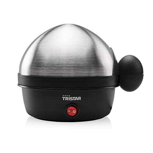 Tristar EK-3076 Cuociuova - Per 7 uova - Acciaio inossidabile