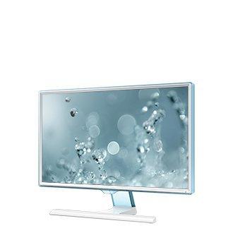 Samsung Ah-ips Led Hdmi Monitor Ls24e360hl/xl Glossy White 59.8cm