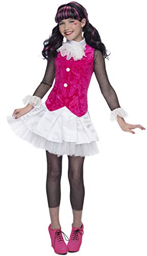 Princess Paradise Monster High Draculaura Costume, One Color, X-Large