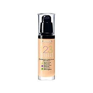Bourjois 123 Perfect Base de Maquillaje Tono 54 Beige – 30 ml