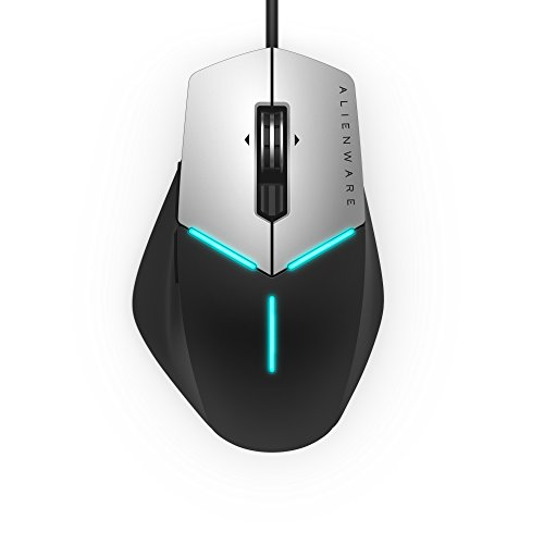 DELL 570-aarh Aw558 Alienware Advanced Gaming Mouse