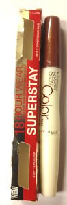 Superstay 18 Hour Lipstick by Maybelline Absolute Plum 340