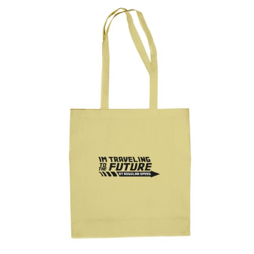 Bttf: Regular Speed - Cloth Bag / Bag Nature