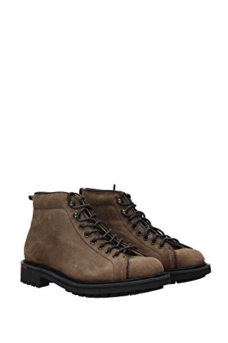 OAKEBROWN Church's Chaussure montante Homme Chamois Marron clair Marron Clair