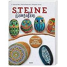 steine bemalen farbenfrohe ideen schritt fur schritt erklart