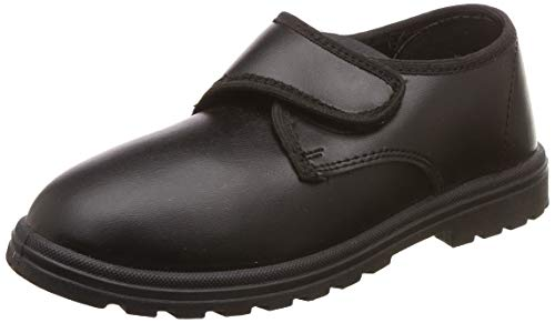 Lakhani Unisex Kid's Black Sneakers-2 UK/India (34 EU) (Good Time (S) 011207)