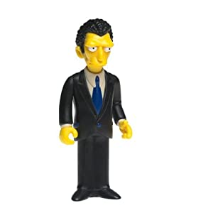 Simpsons World of Springfield Louie interactive action figure by Playmates 2