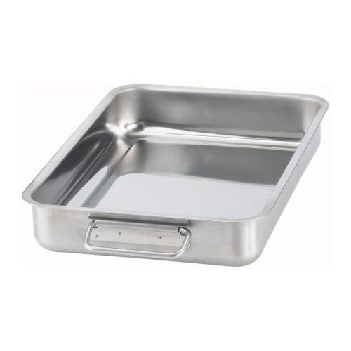 ikea-koncis-90099054-roasting-tin-stainless-steel-34x24-cm