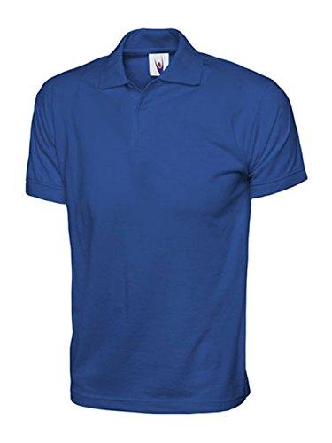 247-Clothing -  Polo  - Polo - Basic - Donna Royal Blue