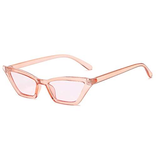 Junecat Retro UVbeweis Kunststoff Unregelmäßige Kleine Rahmen Flexible PC Objektiv Multi Color Unisex Erwachsene Sonnenbrille
