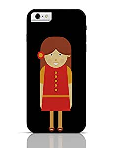 PosterGuy iPhone 6 / 6S Case Cover - School Girl Cartoon Character school girl, cartoon character, children, Character Design, Illustration.