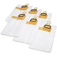 6 bolsas de tela sin tejer Premium para Vorwerk Kobold VK 140 y VK 150